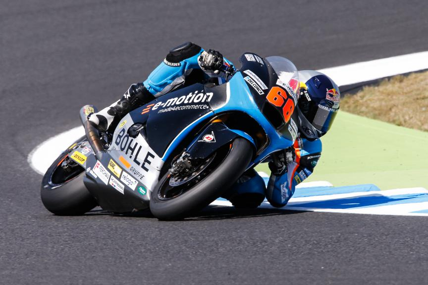 Florian Alt, E-Motion IodaRacing Team, Japanese GP FP2