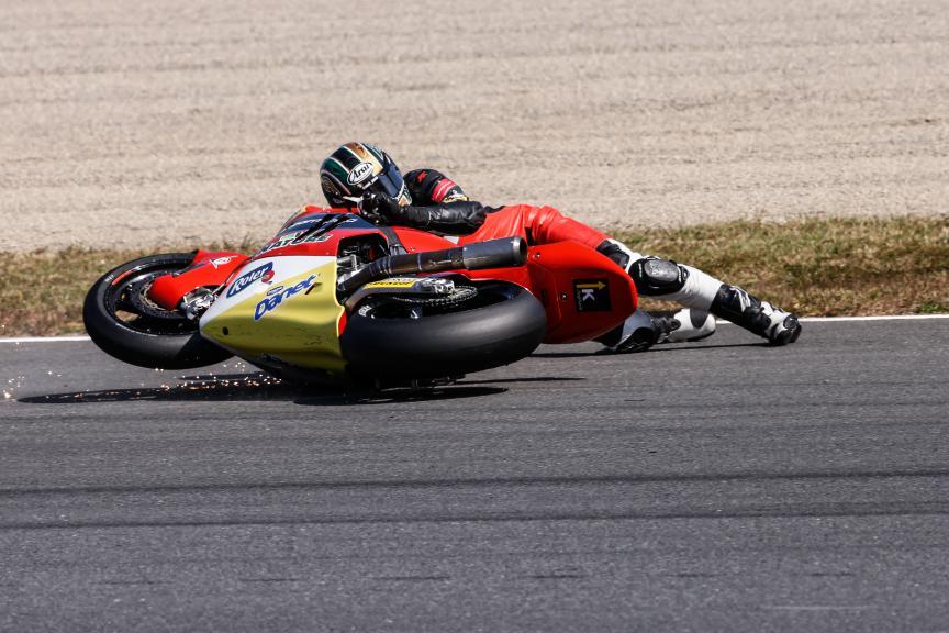 Jonas Folger, AGR Team, Japanese GP FP2
