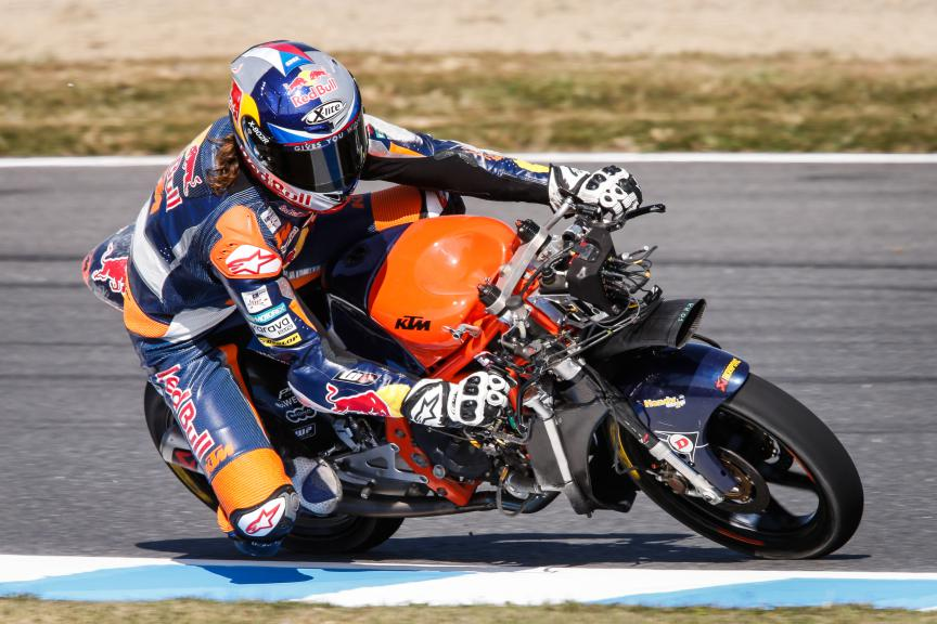 Karel Hanika, Red Bull KTM Ajo, Japanese GP FP1