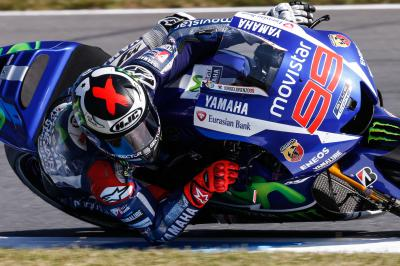"Lorenzo: ""I didn't expect to be so competitive"""