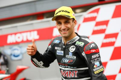 """Zarco: """"The pressure is not the same"""""""