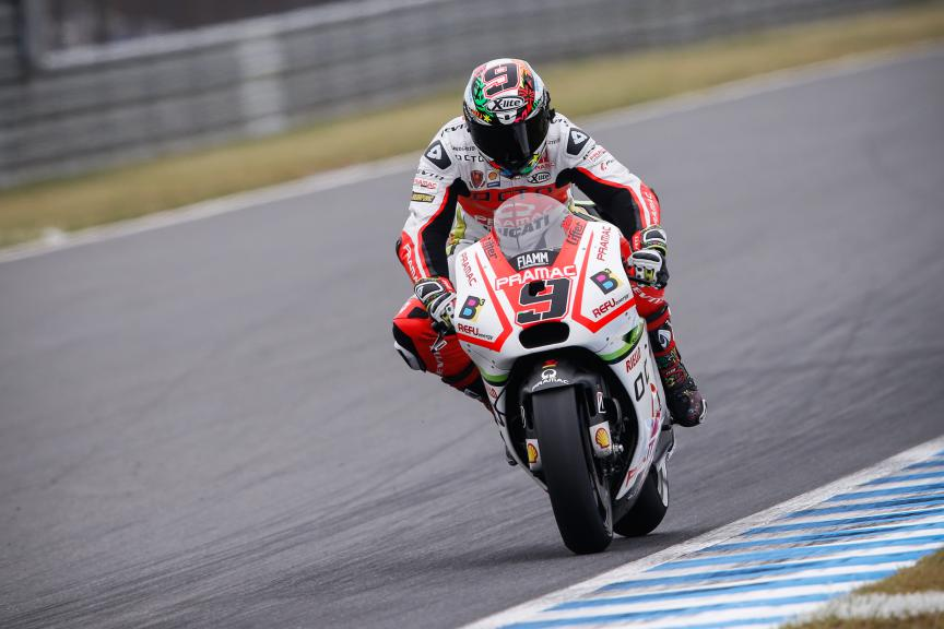 Danilo Petrucci, Octo Pramac Racing, Japanese GP Q1
