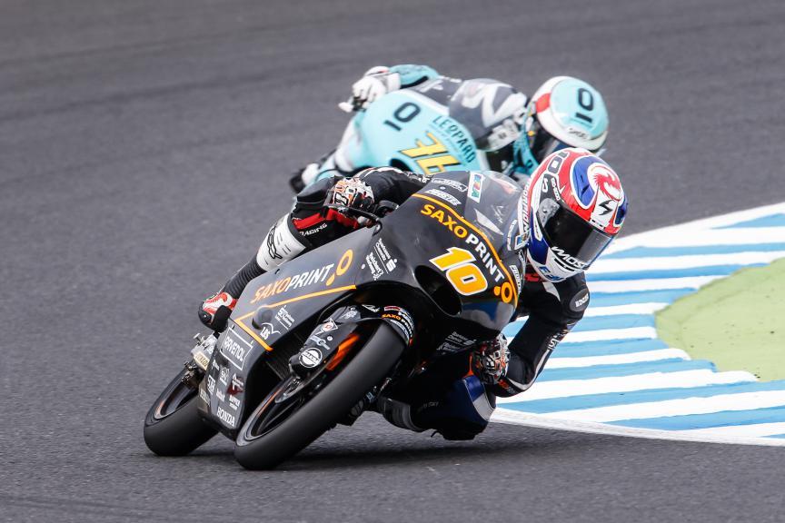 Alexis Masbou, Saxoprint RTG, Japanese GP QP