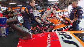 The fourth Free Practice session of the MotoGP™ World Championship at the #JapaneseGP.