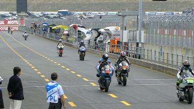 #JapaneseGP: FP3 classe Moto2™