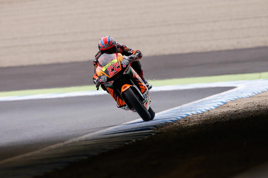 Sam Lowes, Speed Up Racing, Japanese GP QP