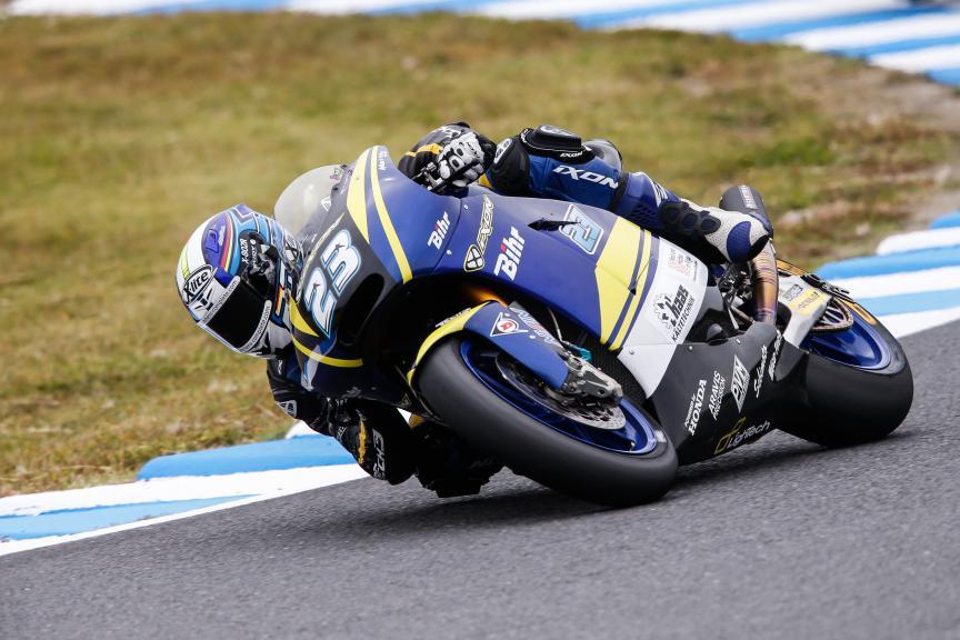 Marcel Schrotter, Tech 3, Japanese GP QP