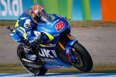Viñales y Redding dominan la Q1 de MotoGP™