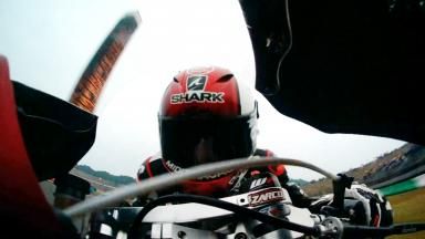 Zarco in pole al Twin Ring Motegi