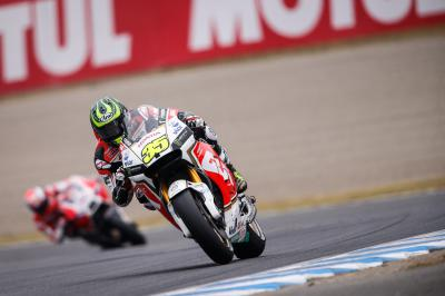 "Crutchlow: ""It's not so bad'"