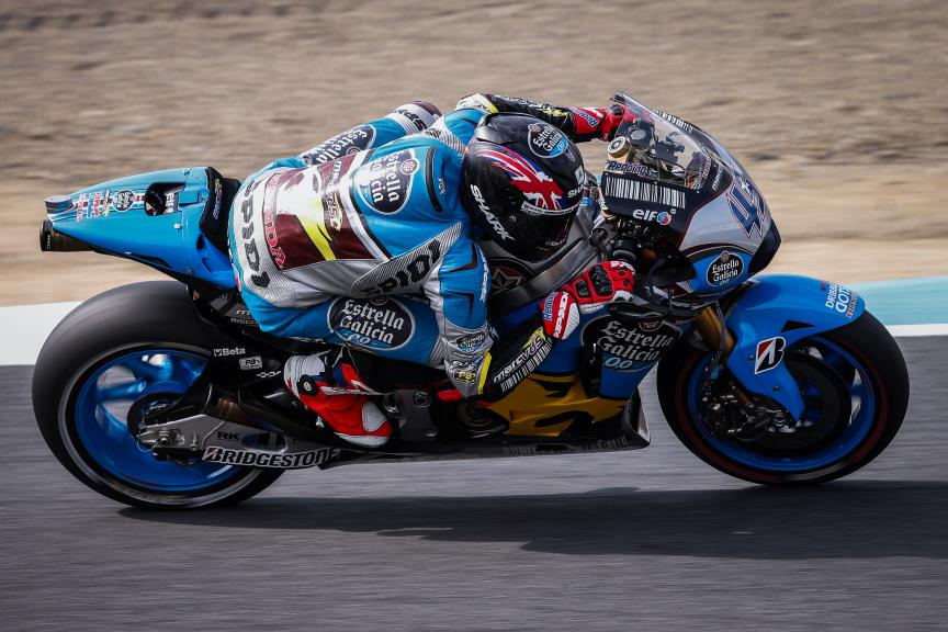 Scott Redding, EG 0,0, Marc VDS, Japanese GP FP3