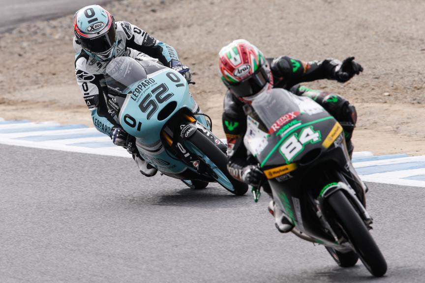 Danny Kent, Leopard Racing, Japanese GP QP
