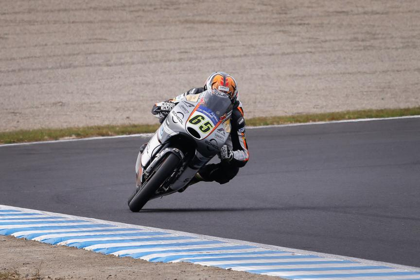 Phillip Oettl, Schedl GP Racing, Japanese GP QP