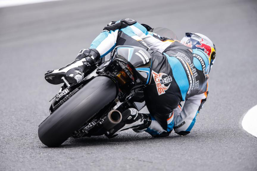 Florian Alt, E-Motion IodaRacing Team, Japanese GP QP