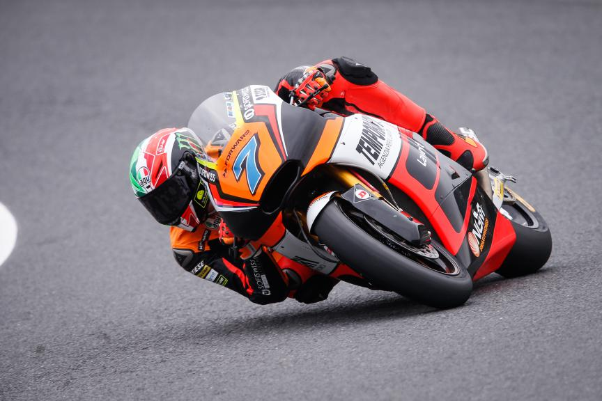 Lorenzo Baldassarri, Forward Racing, Japanese GP QP