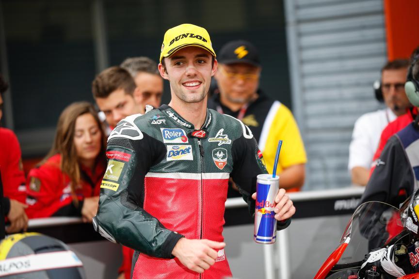 Jonas Folger, AGR Team, Japanese GP QP