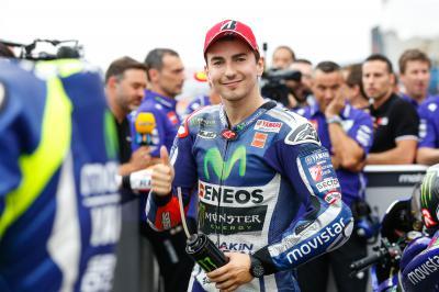 Lorenzo : « J'ai fait le maximum »