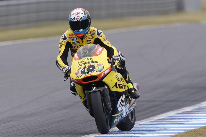 Alex Rins, Paginas Amarillas Hp 40, Japanese GP FP3