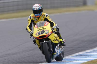 Consistent Rins rules Moto2™ FP3