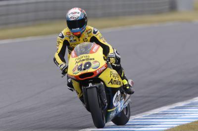 Rins en tête des derniers essais Moto2™