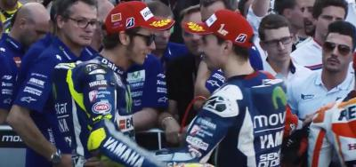 Rossi vs. Lorenzo, guerra psicológica