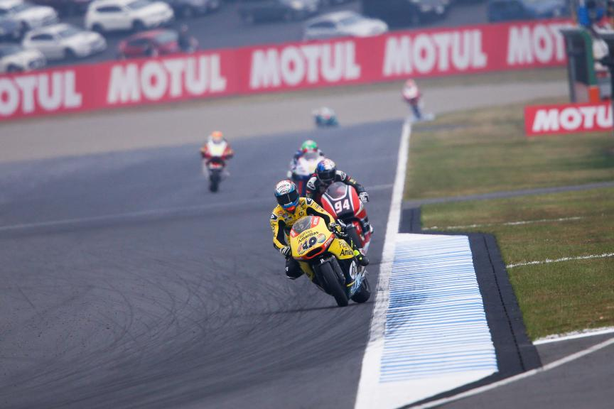 Moto2 Action Japanese GP QP