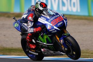 FP3 MotoGP™: Lorenzo mit neuem Streckenrekord