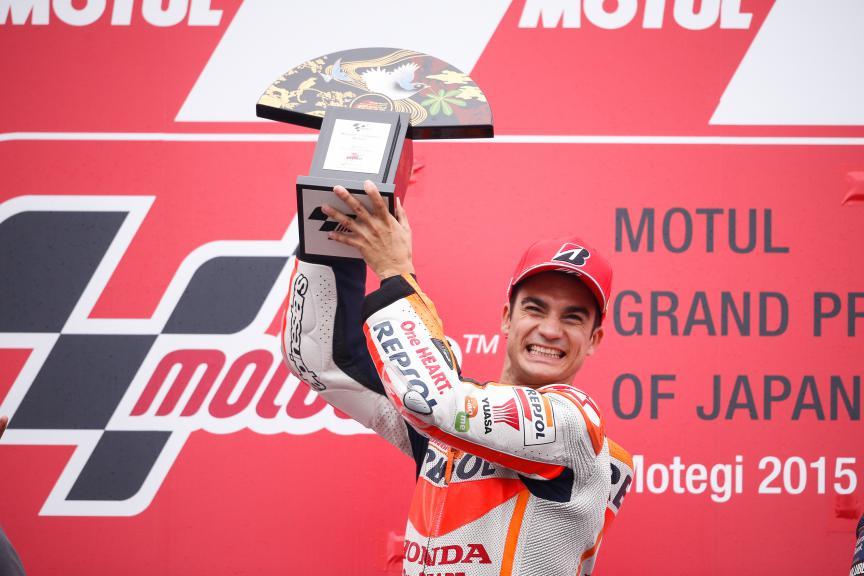 Dani Pedrosa, Repsol Honda Team, Japanese GP RACE
