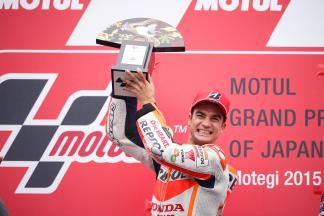 Pedrosa: 'Ringrazio la Honda, il team e la mia famiglia'