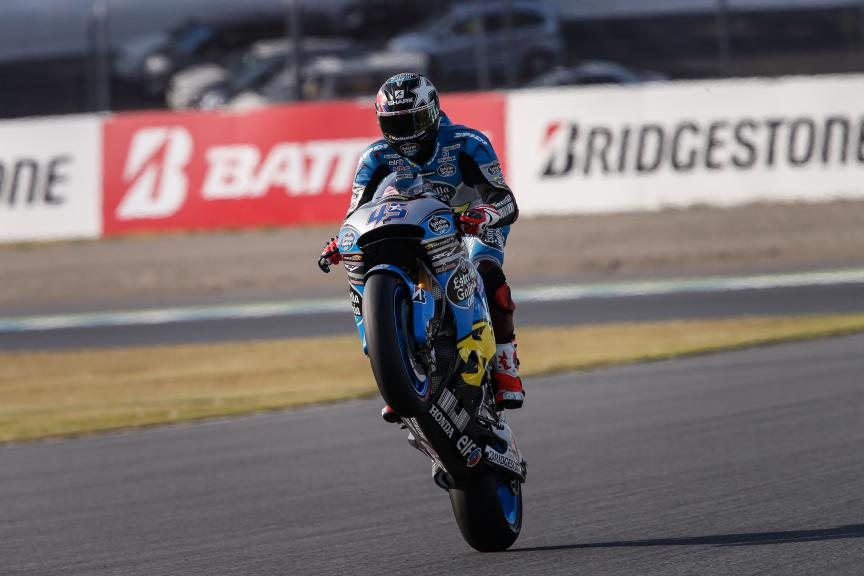 Scott Redding, EG 0,0, Marc VDS, Japanese GP