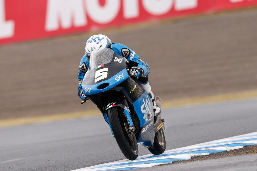 Romano Fenati, SKY Racing Team VR46, Japanese GP RACE