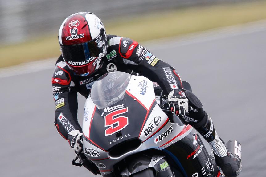 Johann Zarco, Ajo Motorsport, Japanese GP
