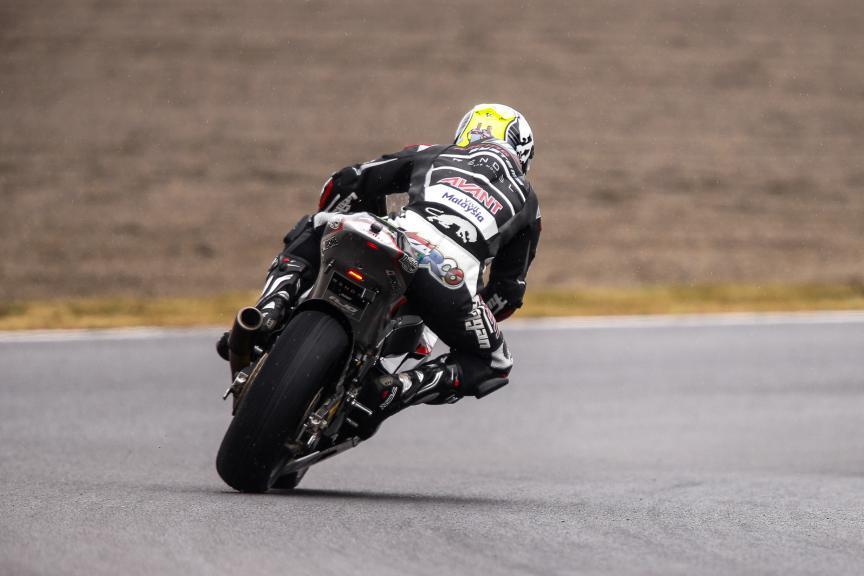Johann Zarco, Ajo Motorsport, Japanese GP RACE