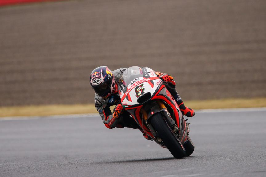 Stefan Bradl, Aprilia Racing Team Gresini, Japanese GP RACE