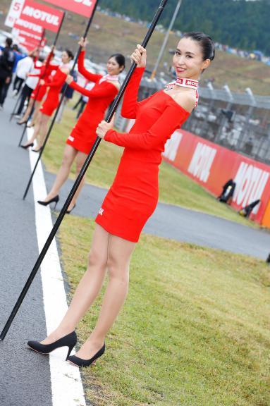 Paddock Girl, Motul Grand Prix of Japan