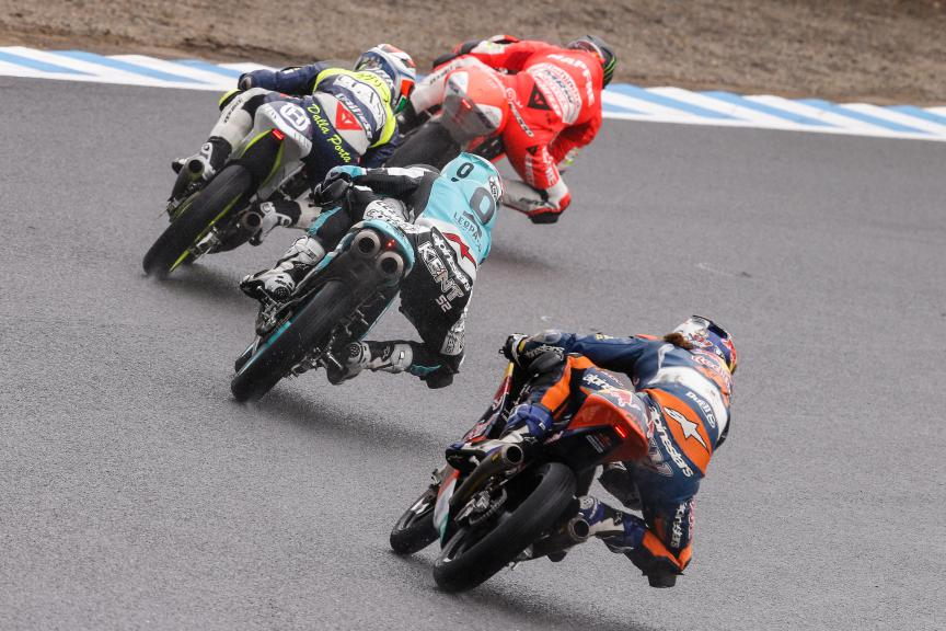 Moto3 Action Japanese GP RACE