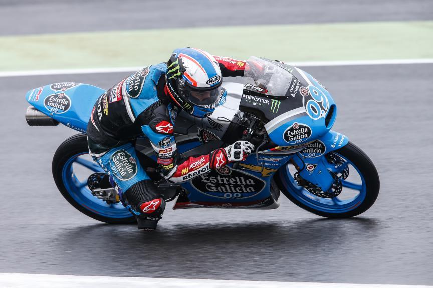 Jorge Navarro, Estrella Galicia 0,0, Japanese GP RACE