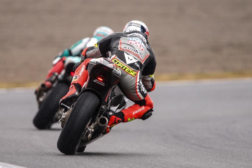 Sandro Cortese, Dynavolt Intact GP, Japanese GP RACE