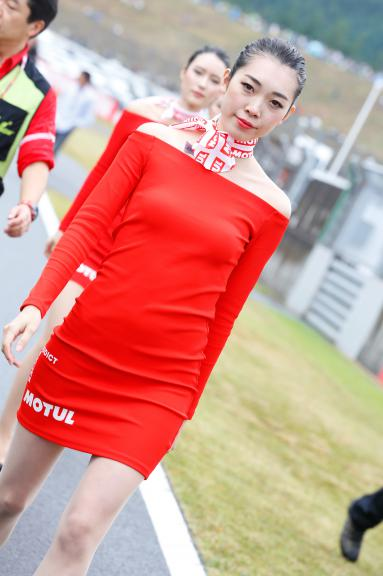 Paddock Girl, Motul Grand Prix of Japan