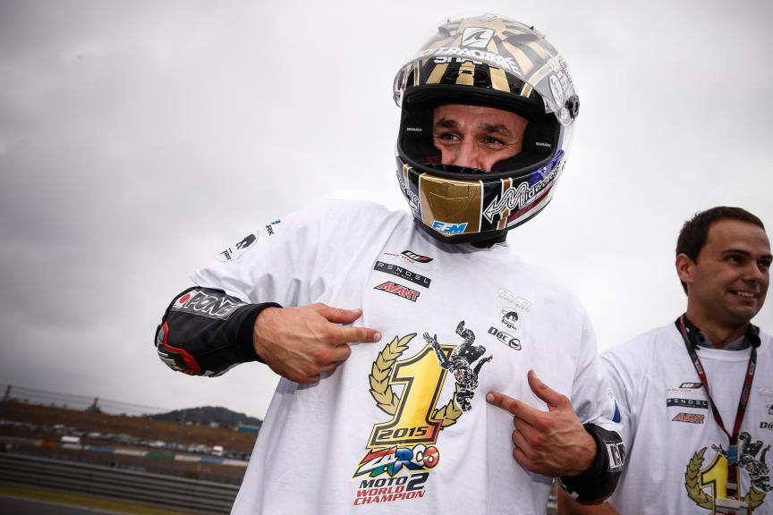 Moto2 Action Japanese GP RACE