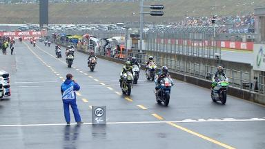 #Japanese GP: Warm Up classe Moto2™