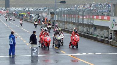 #Japanese GP: Warm Up classe Moto3™