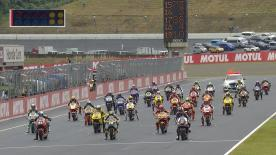 The full race session of the Moto2™ World Championship at the Japanese GP.