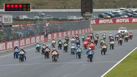 The full race session of the Moto3™ World Championship at the Japanese GP.