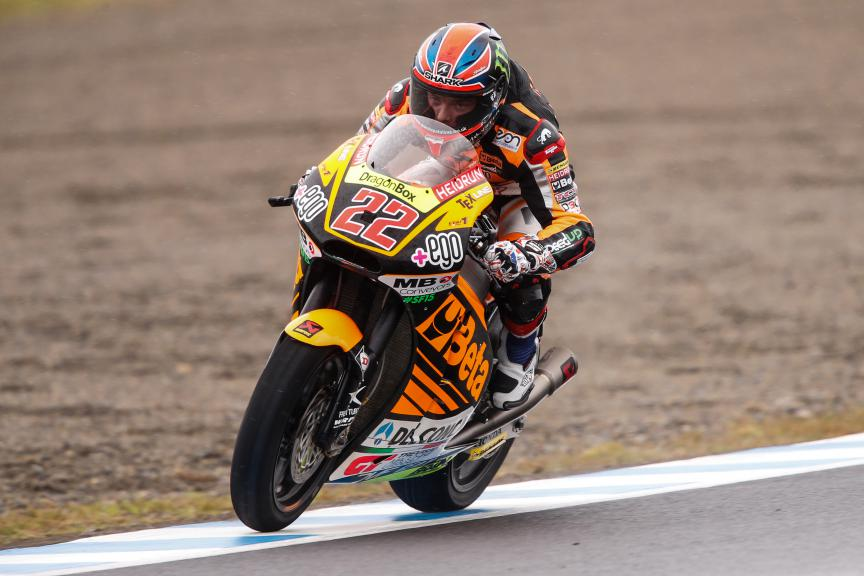 Sam Lowes, Speed Up Racing, Japanese GP RACE