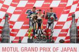 Rossi, Pedrosa, Lorenzo, Movistar Yamaha MotoGP, Repsol Honda MotoGP, Japanese GP RACE