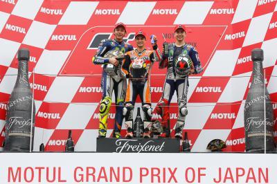 Rossi aumenta su ventaja y comienza a soñar con el título