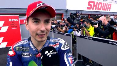 Lorenzo: 'I need to survive'
