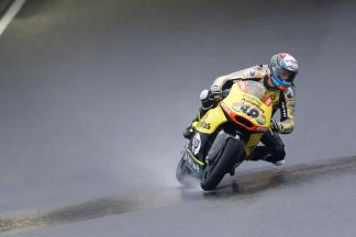 Rins leads the way in Moto2™ Warm Up