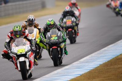 #MotoGPBuzz Overtakes from Japan